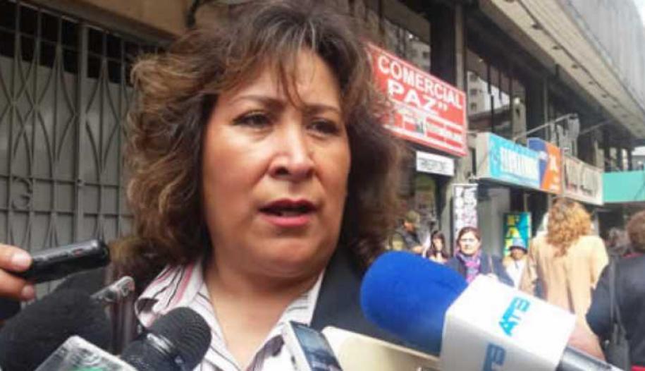 Susana Boyán protagonizó varios casos polémicos en La Paz / ARCHIVO WEB