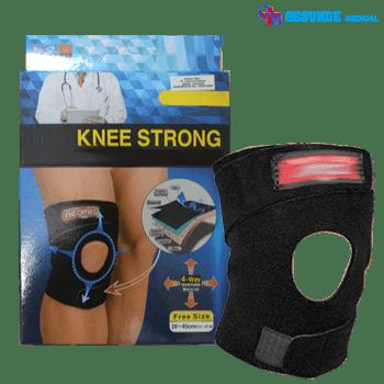 Alat Pelindung Lutut Elastis Nyaman Saat Digunakan