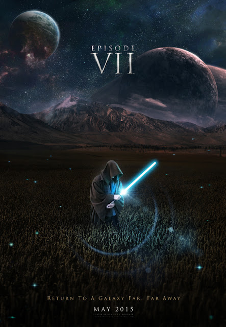 Star Wars, Episode VII, The Force Awakens, J.J.Abrams