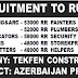 RUSSIA RECRUITMENT: TEKFEN CONSTRUCTIONS