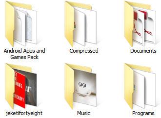 Default Icon Folder