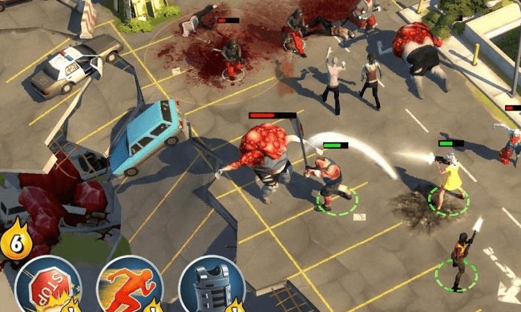 تنزيل لعبه zombie anarchy