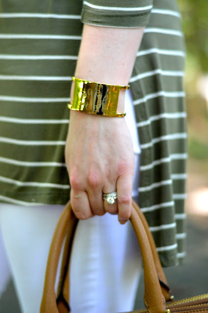 monogramed-cuff-bracelet
