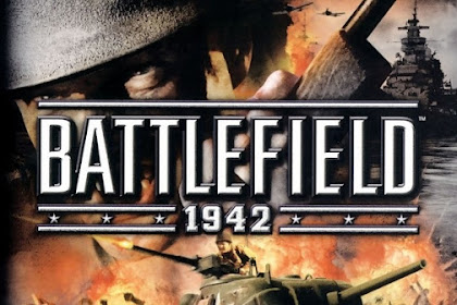 Download Game Battlefield 1942 for Computer (PC) or Laptop