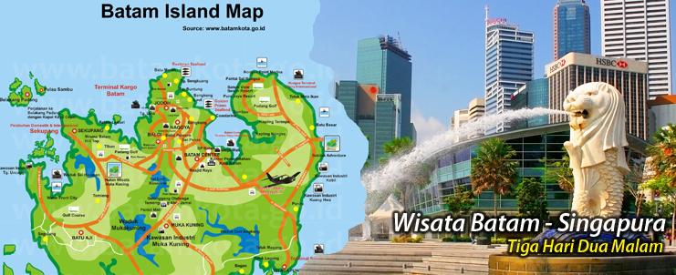 Wisata Batam Singapore Hisfarsi Kepri