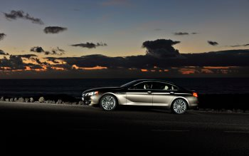 Wallpaper: BMW 6 Series Gran Coupe