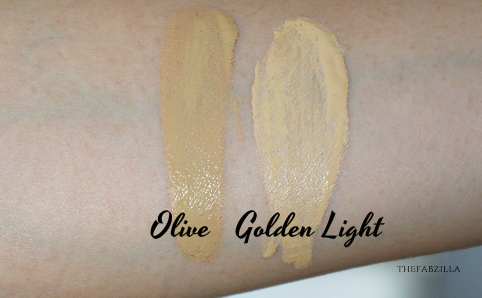 Osmosis Colour Mineral Cosmetics Long-Wear Liquid Foundation, Review, Swatch