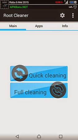 root cleaner apk