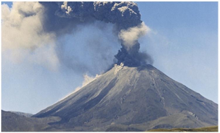 physics 111 fundamental physics i mt ruapehu eruption