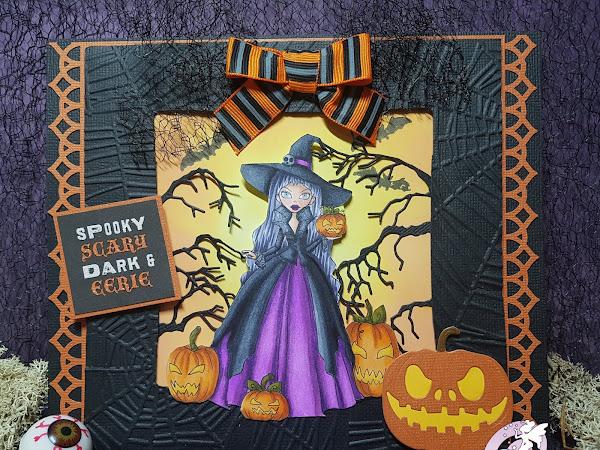 Ophelia, Jack-O-Lantern Witch