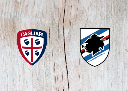 Cagliari vs Sampdoria - Highlights 26 September 2018