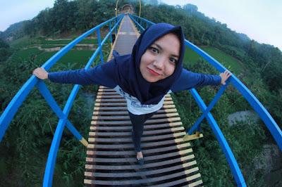 Jembatan Talang Biru