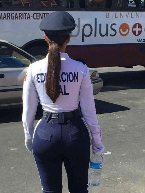 Policías viales de Culiacán, México; las más sexi de Internet