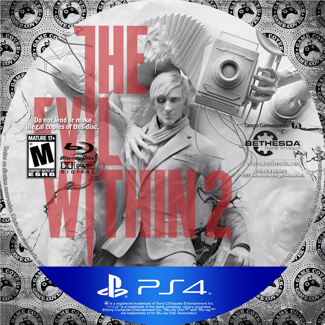 Label The Evil Within 2 PS4 [Exclusiva]