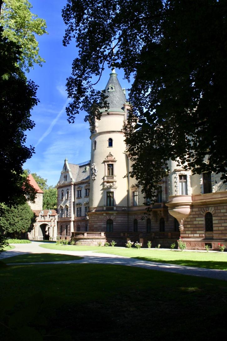 Schloss St Emmeram
