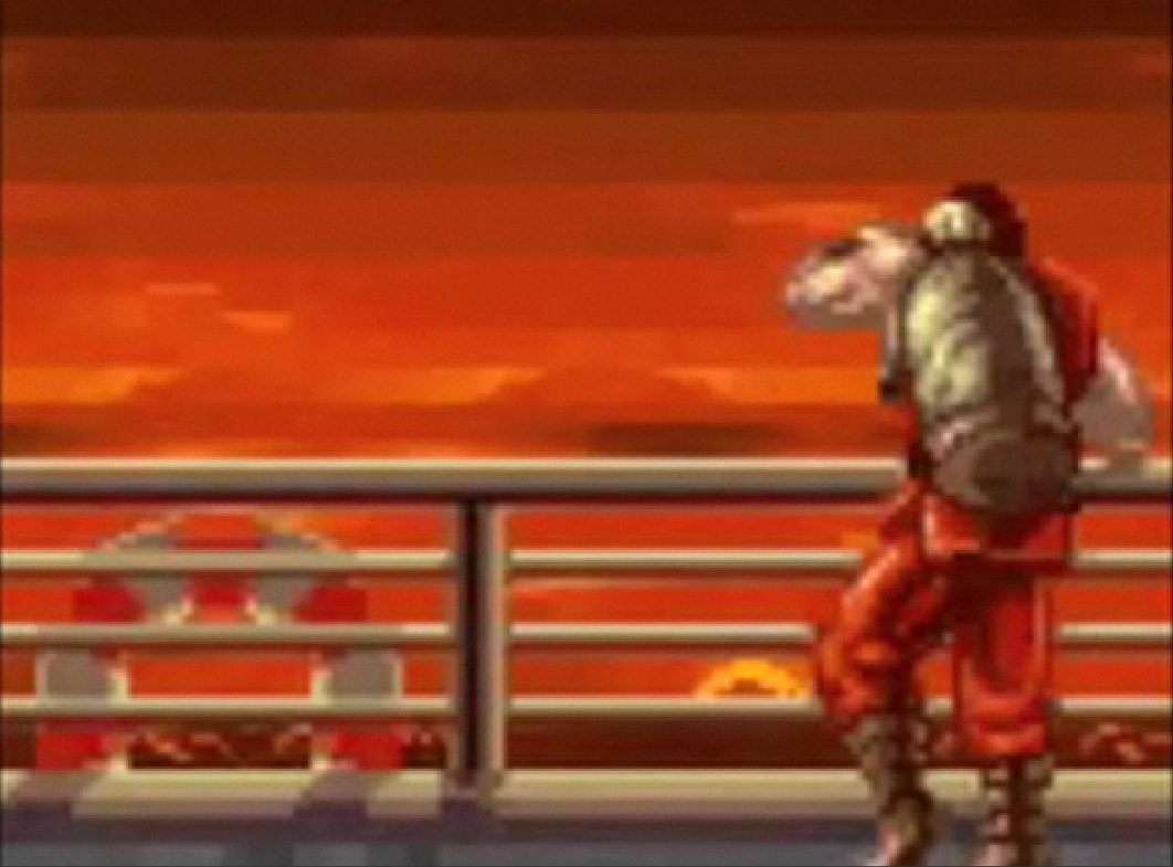 Resultado de imagem para final fight 2 ending guy