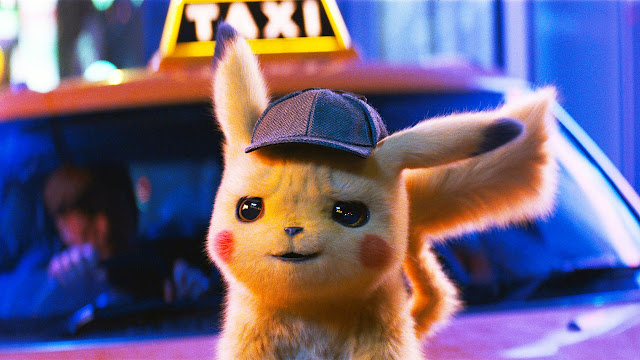 Ryan Reynolds Rob Letterman   Pokémon: Detective Pikachu