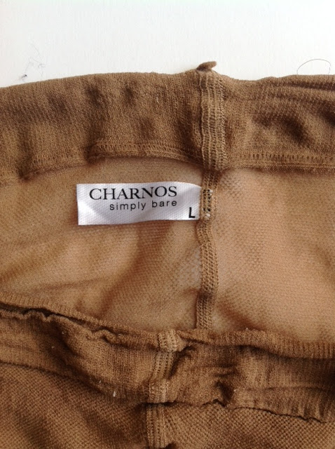 a5db4f086db The Charnos Simply Bare 7 Denier Tights are available in four sizes  S