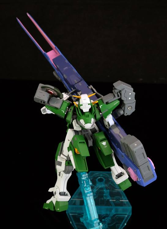 Model Legend: HG 1/144 Gundam Dynames Torpedo [Resin Conversion Kit]