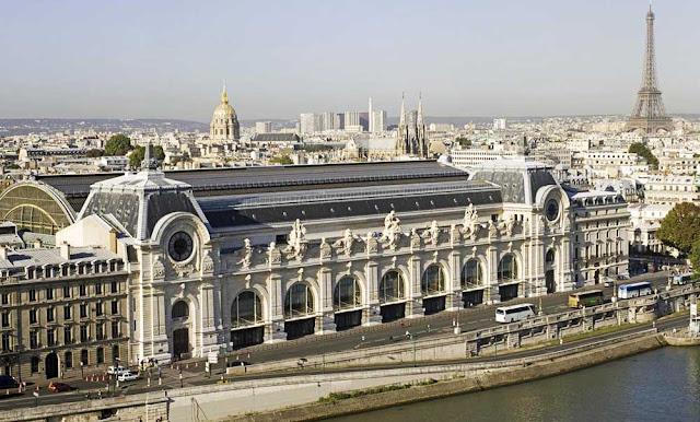 Musee d'orsay müzesi
