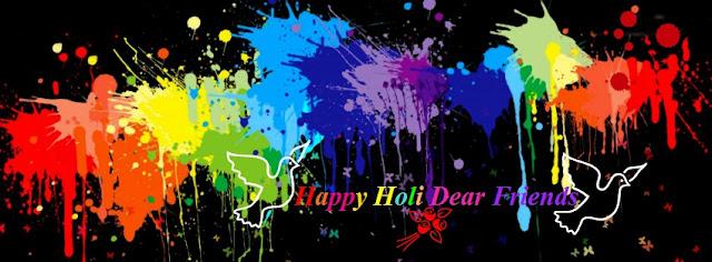 Happy Holi Photos for Facebook