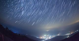 Calendario Mágico: Lluvia de Estrellas Oriónidas