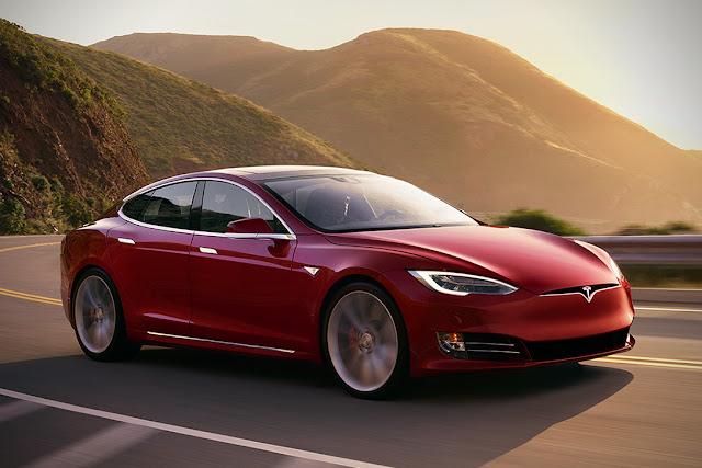 Tesla Model S P100D-TeknOlsun.com