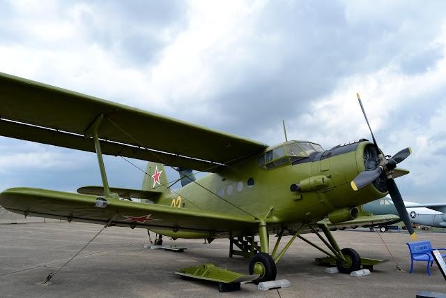 АН-2 1947 року. Музей військової авіації, штат Делавер (AN-2, Colt. Air Mobility Command Museum, Dover, Delaware)