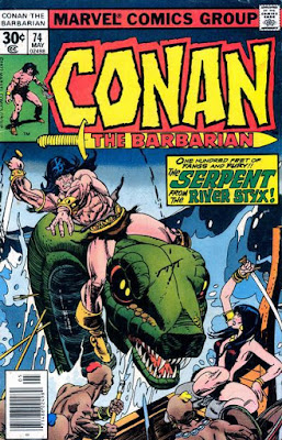 Conan the Barbarian #74