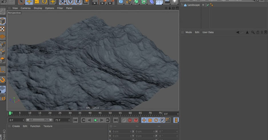 Generate Cavity Maps with the Tension Tag in Cinema 4d | CG