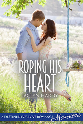 Heidi Reads... Roping His Heart by Jaclyn Hardy