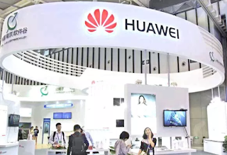 Huawei company sales