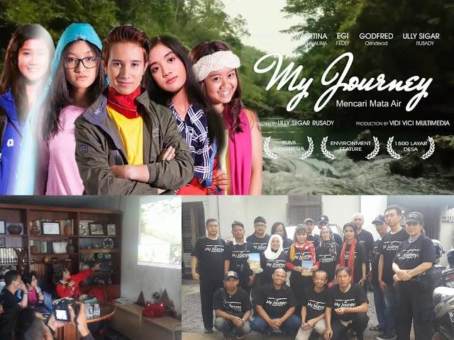 """Film """"My Journey: Mencari Mata Air"""" Suguhkan Edukasi Lingkungan Hidup"""