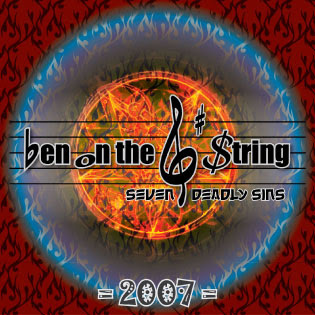 Ben on the G String 2007 Seven Deadly Sins Album