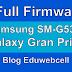 Full Firmware Samsung SM-G530F 5.0.2 Galaxy Grand Prime