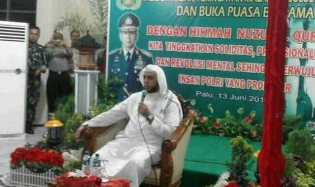Syeikh Ali Jaber : Indonesia Negara Paling Toleran di Dunia