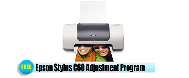 Epson Stylus C60 Adjustment Program