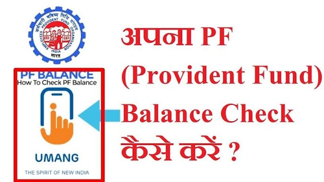 PF (Provident Fund) Balance Kaise Check Kare Mobile Aur PC par | How To Check Pf Balance in Hindi