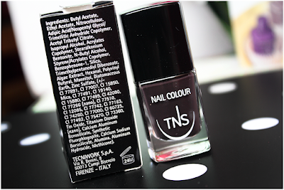 inci nails brown polish sweet temptation collection, polish, lipstick, rossetti , smalti unghie by tns cosmetics