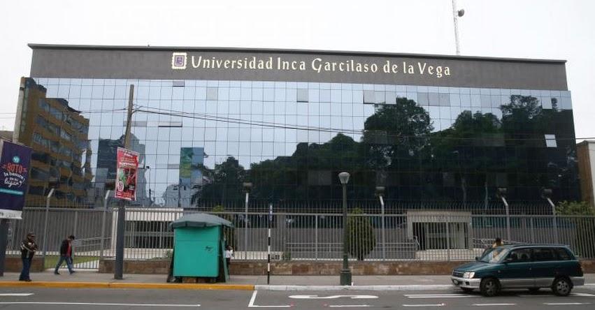 SUNEDU niega licenciamiento a Universidad Garcilaso de la Vega (UIGV) www.sunedu.gob.pe