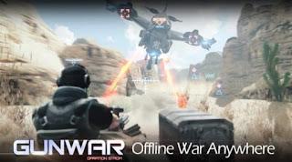 Gun War Swat Terrorist Strike Mod Apk v2.7.0