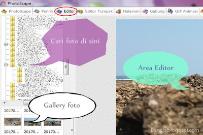 Editor PhotoScape
