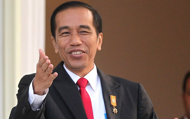 Jokowi: Jangan Bicara Pesimis 2030 Bubar