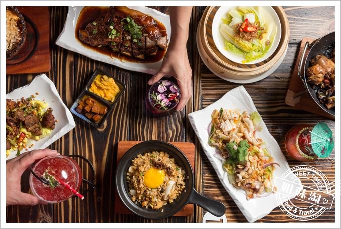 沒有比這裡更適合聚餐的選擇了 KTV歡唱/包場聚餐/異國料理-旅人灶咖無國界創意料理