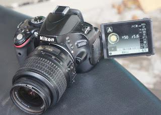 Jual Nikon D5100 Bekas