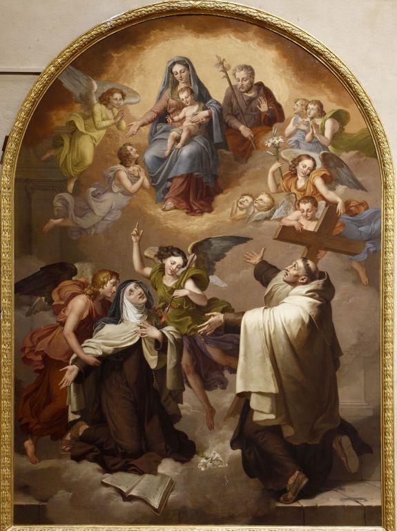 Scalzi sui passi di Teresa : Trasverberazione: l'idillio