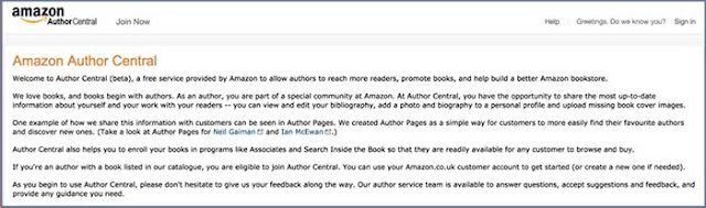How To Create An Author Profile On Amazon – A Complete Guide: eAskme