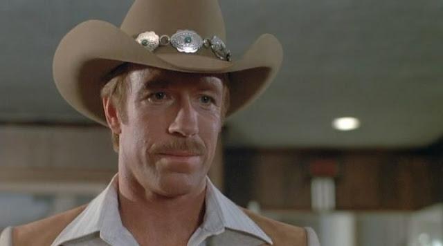 Chuck Norris martial artist