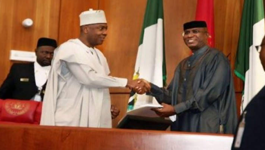 Why We Won't Allow Saraki's 'Associates' To Take Over  Senate President Seat  APC Senator