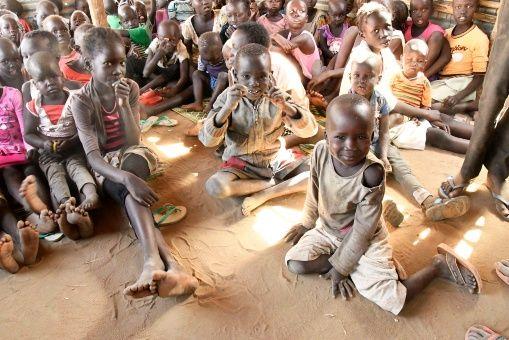 ONU insta a tomar acciones en Sudán ante crisis alimentaria